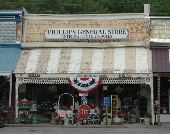 Phillips Store